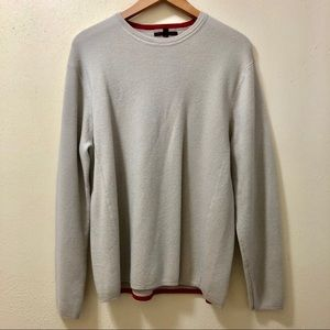 Banana Republic Men's XL Tan Sweater
